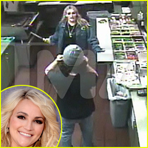 Jamie Lynn Spears Uses a 7 Inch Knife to Break Up a Fight - Watch the Crazy Video!