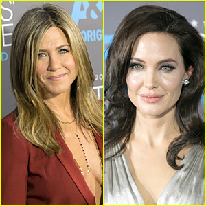 Jennifer Aniston Says Angelina Jolie Feud Rumors Are 'Tiresome & Old'