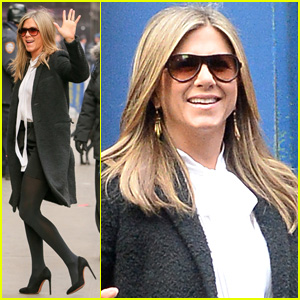 Jennifer Aniston is Happy to Be Discussing 'Cake' & Not Her Personal Life