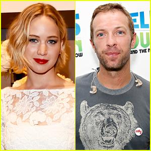 Jennifer Lawrence & Chris Martin Date Details Revealed