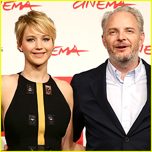 Jennifer Lawrence Takes 'The Dive' With 'Hunger Games' Director Francis Lawrence