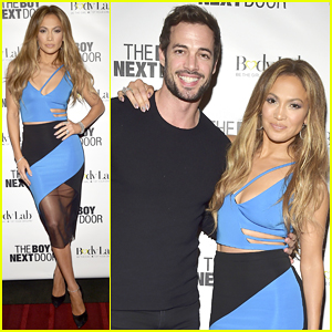 Jennifer Lopez Gets Support from William Levy at 'The Boy Next Door' Miami VIP Screening!
