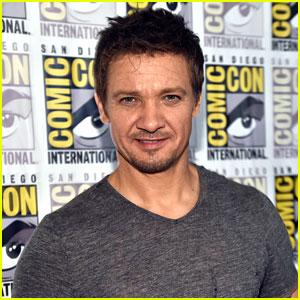 Jeremy Renner Shares an Adorable Picture of His Daughter