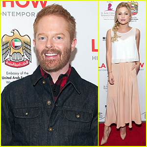 Jesse Tyler Ferguson Supports St. Jude Children's Hospital at LA Art Show