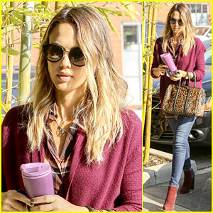 Jessica Alba's Kids Love Eating Her Healthy Meals