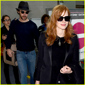 Jessica Chastain Makes a Big Reveal: 'I Dropped Out of High School'