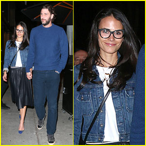 Jordana Brewster Gives a Big Fan Special Attention on Her Birthday