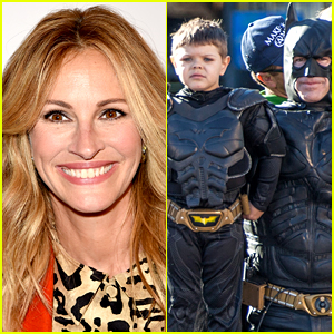 Julia Roberts Will Produce & Star in 'Batkid' Movie!