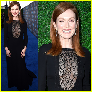 Julianne Moore Hits the Critics Choice Awards 2015 After Her Oscar Nomination!