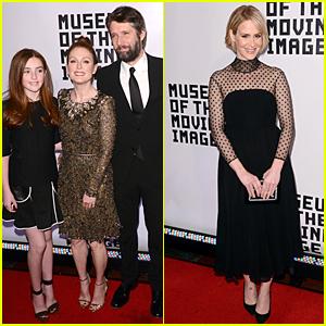 Julianne Moore Will Help Design Oscars 2015 Backstage Green Room