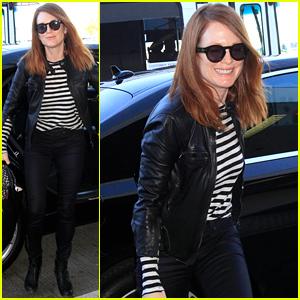 Julianne Moore Gushes About Kristen Stewart: She's a 'True Partner' & 'Wonderful Actress'