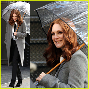 Julianne Moore Explains How a Movie Gave Her the Life She Dreamed Of