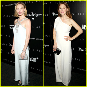 Kate Bosworth Debuts New Short Haircut at 'Still Alice' Premiere!