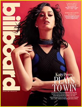 Katy Perry Talks Taylor Swift Feud in 'Billboard' Super Bowl Issue