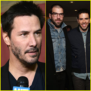 Keanu Reeves Getting Buzz Reviews at Sundance, Watch His 'Knock Knock' Trailer Here!