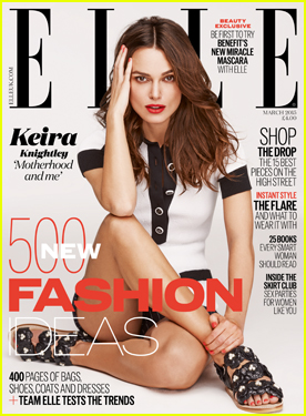 Keira Knightley's Name Was Born From Spelling Typo on Birth Certificate