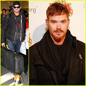Kellan Lutz Says 'Buy a Lady a Drink' to End the Water Crisis