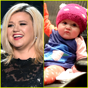 Kelly Clarkson's Daughter River Helps Share 'Heartbeat Song' Teaser (Video)