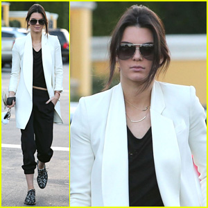 Kendall Jenner Catches Up with Pals After Returning From Dubai