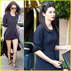 Kendall Jenner Sells Primer in First Estee Lauder Ad Campaign - Watch Now!