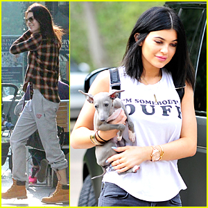 Kendall Jenner Sings Cee Lo Green's 'Forgot You' in the Car - Watch Now!