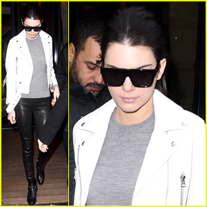 Kendall Jenner's Paris Street Fashion Is On Point