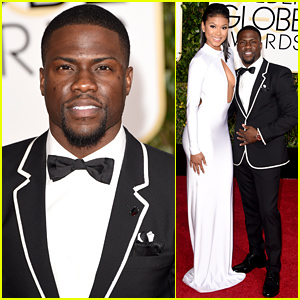 Kevin Hart Jokes About His Height at the Golden Globes 2015!