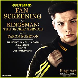 Watch 'Kingsman: The Secret Service' at JJ's Advance Screening For Fans!