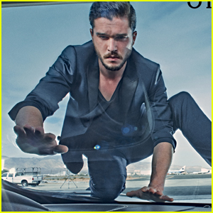 Kit Harington Shows Off His Shorter Hair in 'Jimmy Choo' Campaign Ad