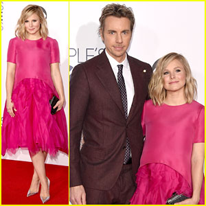 Kristen Bell Makes Her First Red Carpet Appearance Since Birth of Delta!