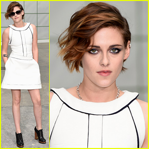 Kristen Stewart Makes It to Paris for Paris Fashion Week!