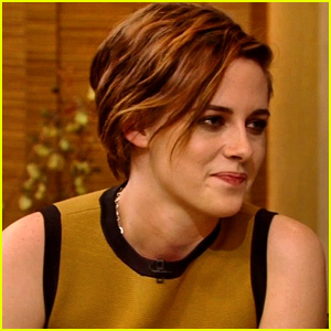 Kristen Stewart Wants to Stay Home For a While After Working Non-Stop (Video)