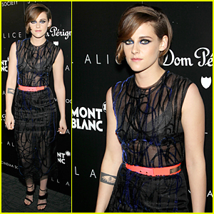 Kristen Stewart Rocks Old Fashioned Hairdo at 'Still Alice' Screening!