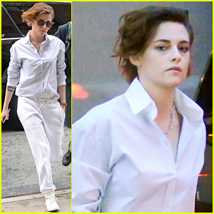 Kristen Stewart on Goofing Around on Set: 'We're Not Curing Cancer'