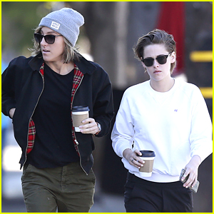 Kristen Stewart Oozes a James Dean Look, Says Her Stylist