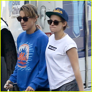 Kristen Stewart Wraps Arm Around Alicia Cargile in New Sighting