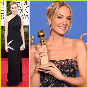 Joanne Froggatt WINS Best Supporting Actress For 'Downton Abbey' at Golden Globes 2015