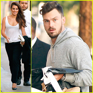Lea Michele Vomited While Performing 'Let It Go' For 'Glee'