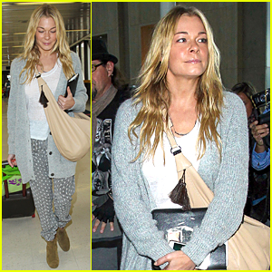 LeAnn Rimes' Reality Show Cancelled After One Season By VH1