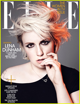 Lena Dunham to 'Elle': Being a Celebrity Was 'Always Going to Make Me Feel Gross'