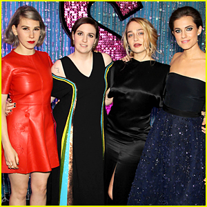 Lena Dunham's HBO Show 'Girls' Renewed For Fifth Season!