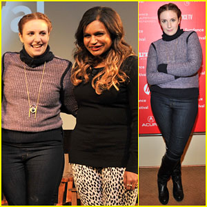 Lena Dunham Opens Up About Her OCD on 'The Late, Late Show'