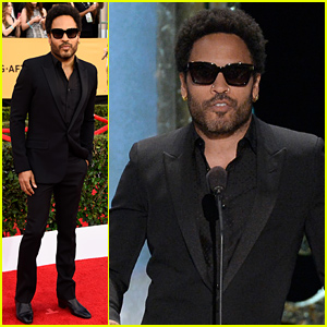 Lenny Kravitz Teases Unexpected Song Choice for Super Bowl 2015!