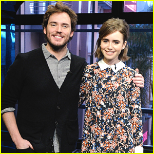 Sam Claflin Chases After Lily Collins In New 'Love, Rosie' Clip - Watch Here!