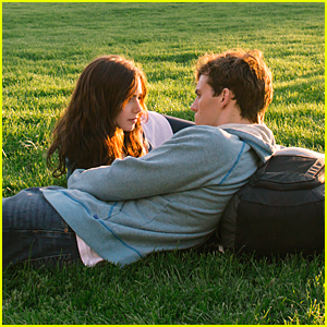 Lily Collins & Sam Claflin Have Sweet Love Connection in 'Love, Rosie' Still (Exclusive)
