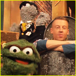 Macklemore's 'Thift Shop' Parody is 'Gross & Awesome' For 'Sesame Street' - Watch Now!