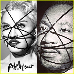 Madonna Gets Backlash For Using Martin Luther King Jr. & Nelson Mandela to Promote 'Rebel Heart'