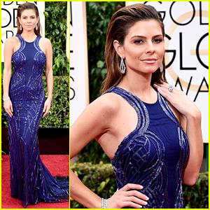 Maria Menounos Kicks Off the Golden Globes 2015 Red Carpet!