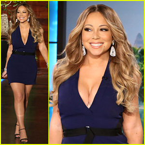Mariah Carey Officially Announces Las Vegas Residency! (Video)