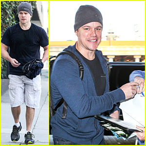 Matt Damon's Bourne Film Release Date Pushed Back Two Weeks